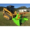 The Advanced Forest Equipment SS Eco Mulcher for skid steer loaders.