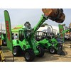 The Avant 750 articulated telescopic loader at DDT Expo