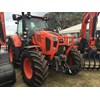 A standout on Kubota's DDT stand was its latest big-horsepower tractor, the 170hp M7171.