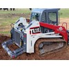 Takeuchi rear mounted rippers