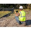 Trimble SitePulse site positioning system.