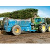 West Dual 2000 effluent spreader