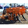 4AG's NG300 Supergrubber chisel plough has seven 'legs', works at depths between 250 and 550mm and requires a tractor with at least 160hp to pull it.