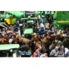 Agritechnica 2013 crowd JD