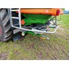 Amazone ZA TS Profis Hydro spreader frame and caster wheels