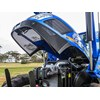 Under the New Holland TD5.90 tractors' hood is an 88hp TTF Iveco (8000) 3.9-litre, four-cylinder power plant.