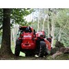 The Manitou MLT 625 telehandler works on the 'Extreme Trail'
