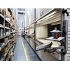 Adopting a vertical storage system can free up a lot of space on the warehouse floor.