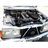 W123 Saloon engine