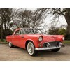 Selling probably in the mid-$50,000 mark will be a 1956 Ford Thunderbird