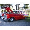 Tony Rizzo's 1957 Chevrolet four-door