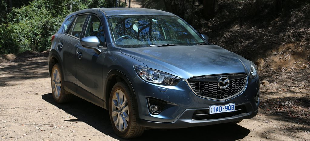 Mazda CX-5 Grand Touring Diesel review