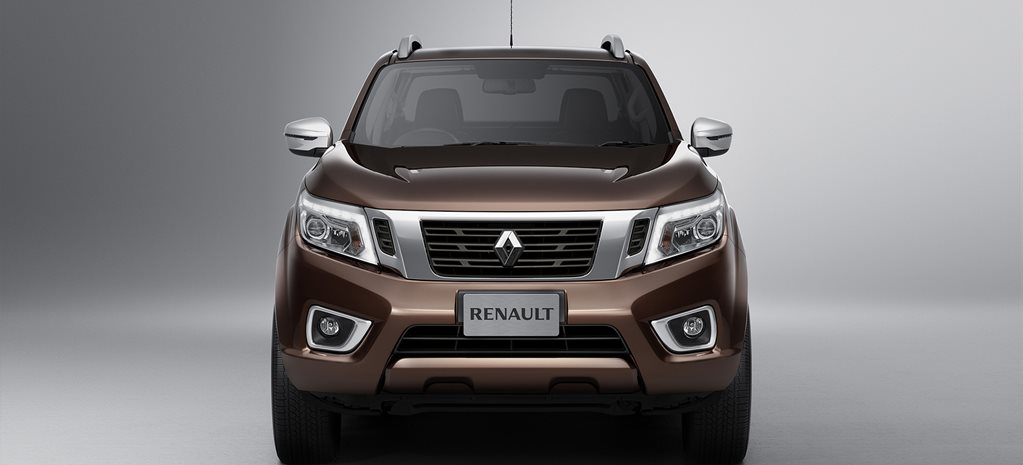 Renault 'Navara' pick-up heads to Australia
