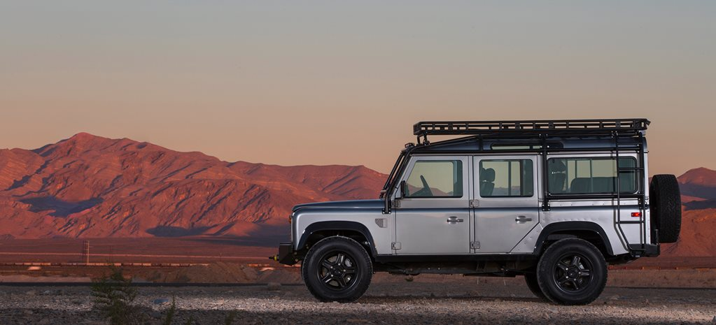 MODIFIED: ICON LAND ROVER DEFENDER