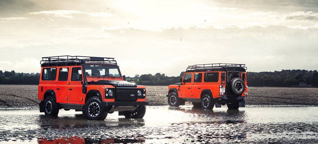 Land Rover Defender leaves the industry