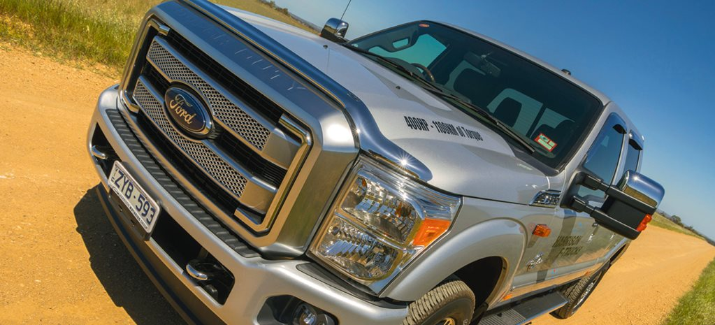 Ford F350 Super Duty review