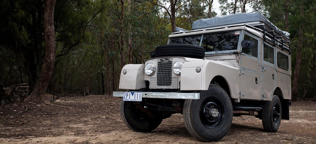 Classic 4x4: 1956 Series 1 107 Land Rover Station Wagon