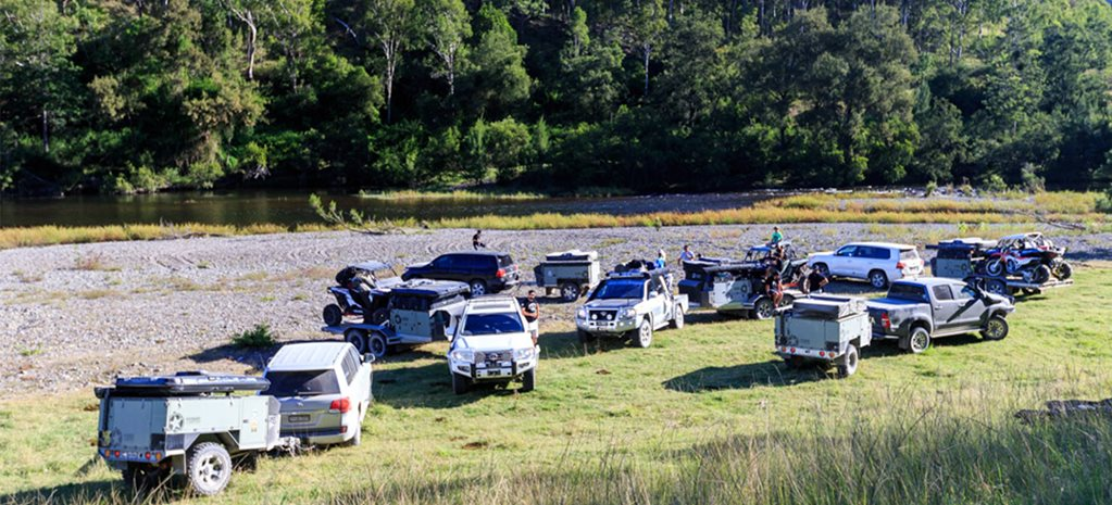 4x4 Getaway: Nymboida, NSW with Patriot Campers