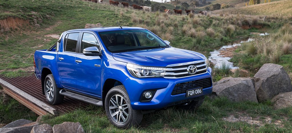 NEWS: Toyota officially unveils all-new Hilux