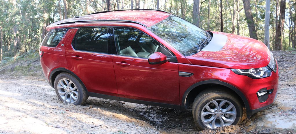 Land Rover Discovery SD4 SE Auto Review