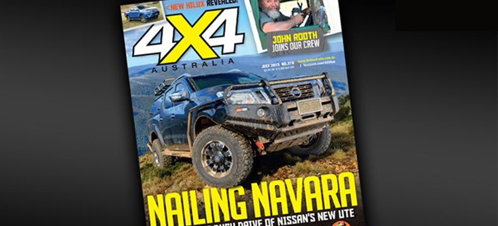4X4 Australia July Issue On Sale Now