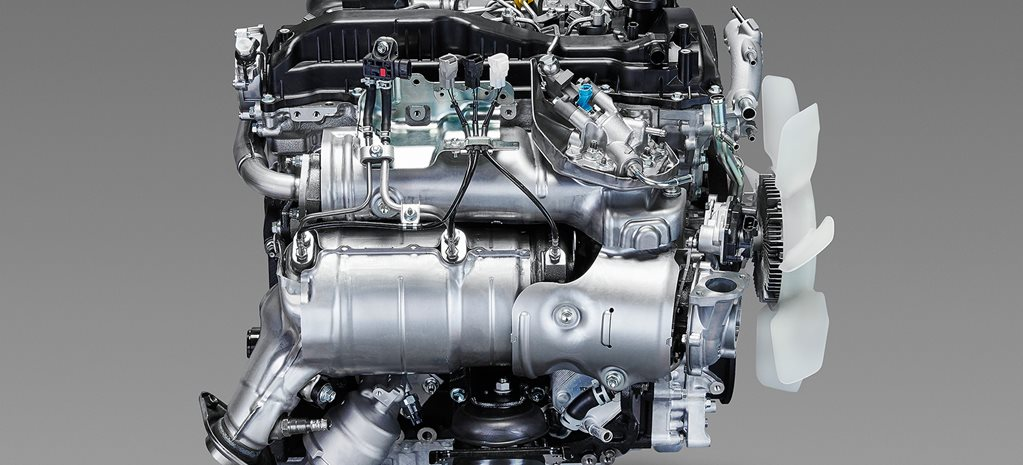Low-emission Toyota turbodiesel destined for Oz