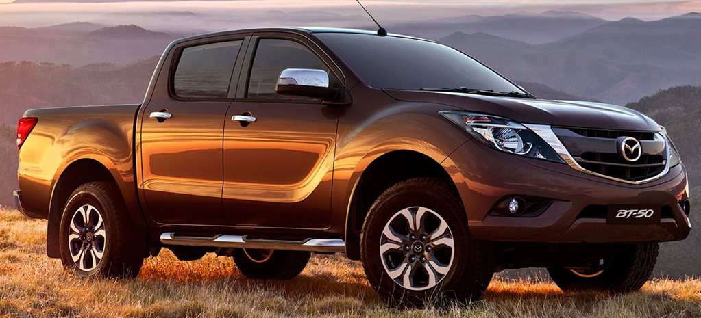 Revamped Mazda BT-50 set for Australia