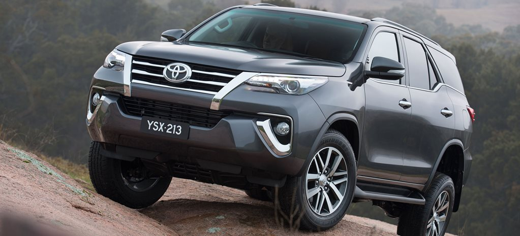 Toyota reveals Fortuner