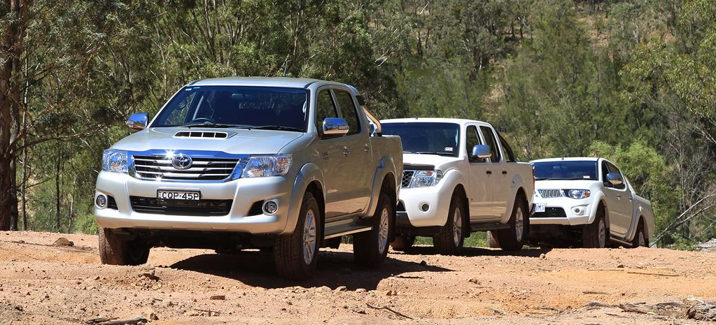 Top 10: Australia's best-selling 4x4s in 2015