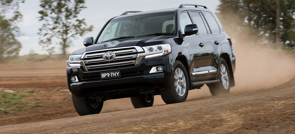 Toyota upgrades Land Cruiser