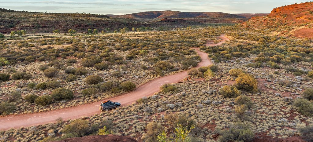 Finke River Gorge: Northern Territory