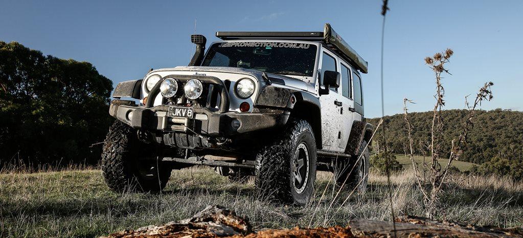 Jeep JK Hemi V8