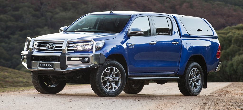 Toyota reveals genuine accessories for new Hilux