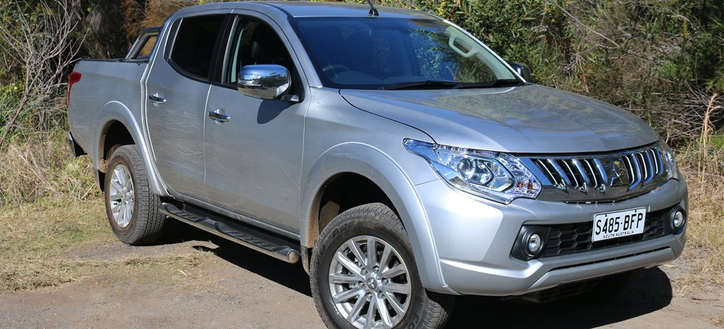 Mitsubishi Triton dual-cab Exceed review