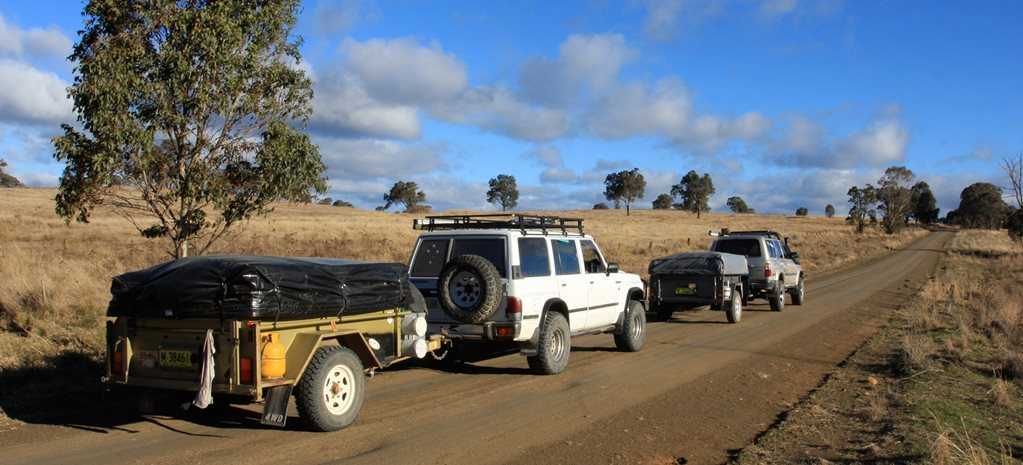 Barraba Track: New South Wales