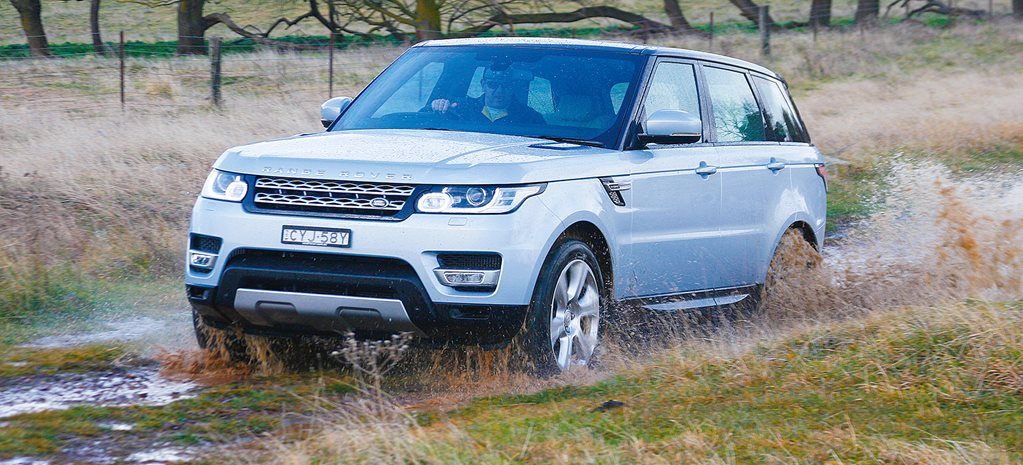 Range Rover Hybrid review