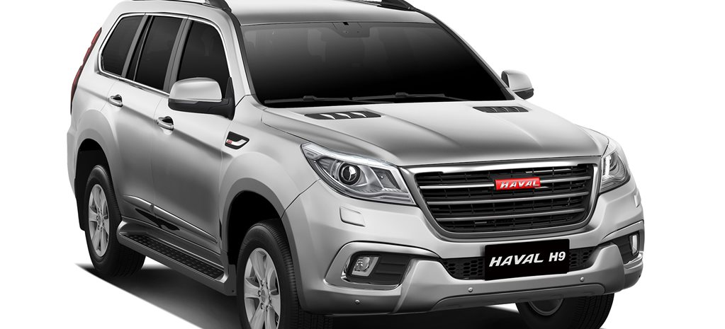 Haval to sell seven-seat, body-on-frame 4x4 in Australia