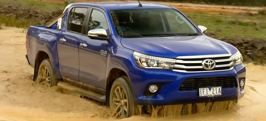 2016 Toyota Hilux: First Drive