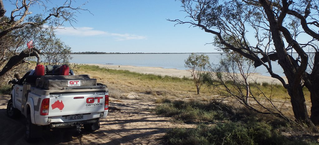 Coongie Lakes: South Australia