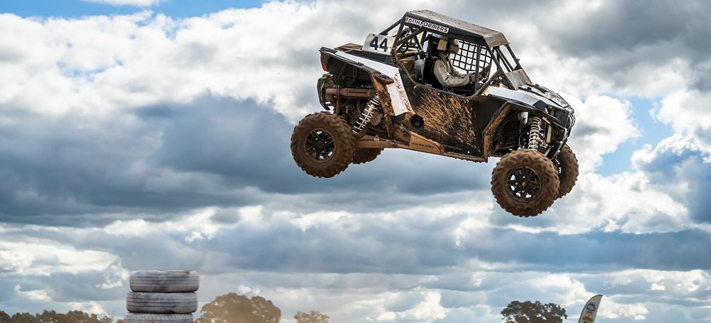 The Razor's Edge: Polaris RZR 1000 Championship