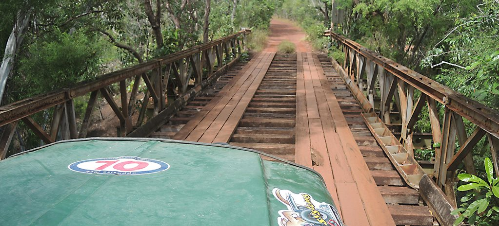 Dirty Work: Discovering Cape York