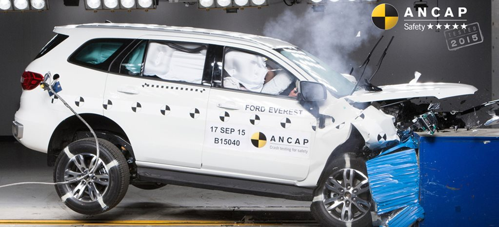 Fortuner and Everest get five-star ANCAP rating
