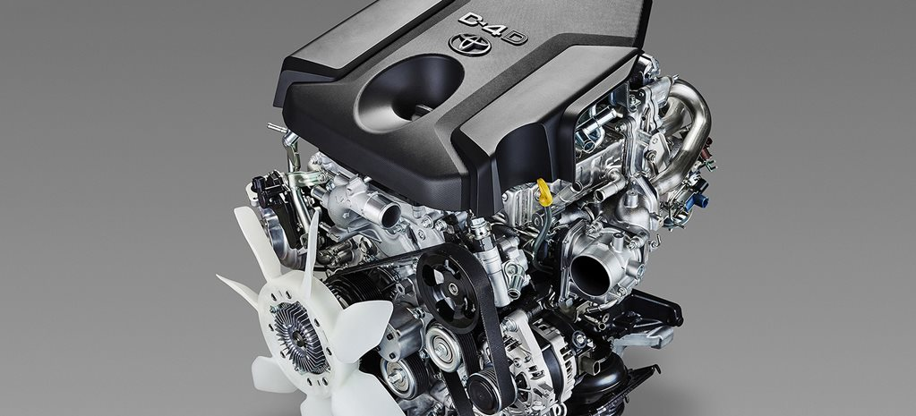 Tech torque: The new 2.8-litre diesel for Toyota 4x4s