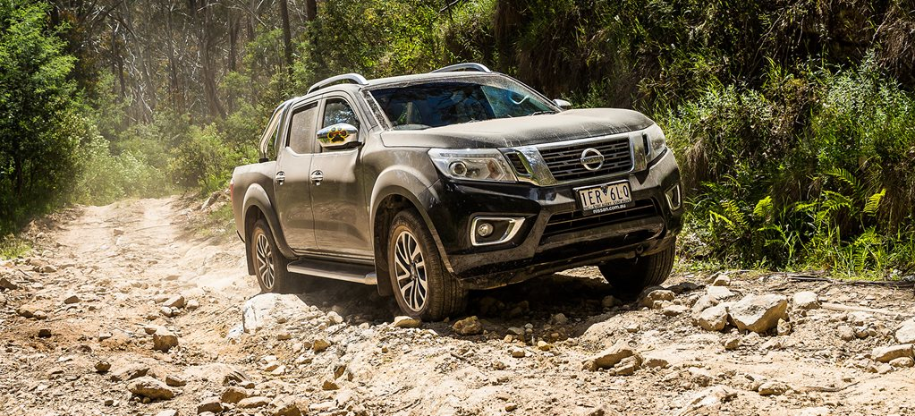 4X4 Of The Year finalists: Nissan Navara STX
