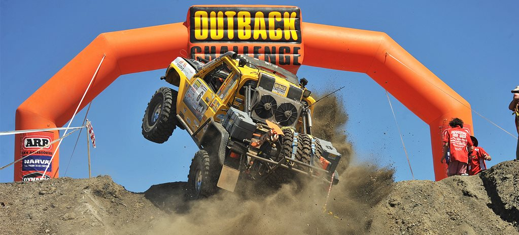 The Outback Challenge 2015