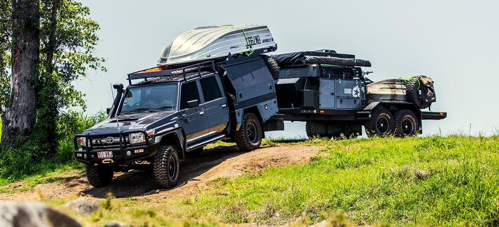 Custom 4x4: VDJ79 Land Cruiser Goliath