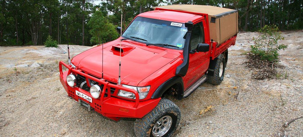 Custom 4x4 | Nissan GU Patrol with Toyota Engine