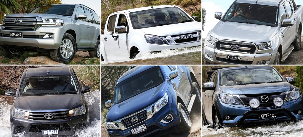 Top 10: 2015's most popular 4x4s