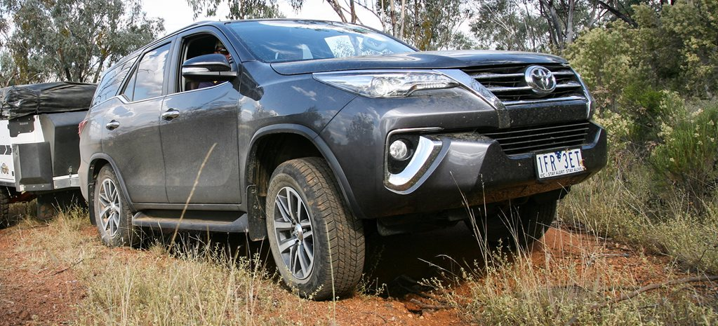 Toyota Fortuner Crusade Features