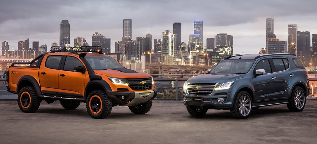 Chevrolet Colorado Concepts point to new models